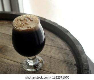 Bourbon Barrel Aged Imperial Stout