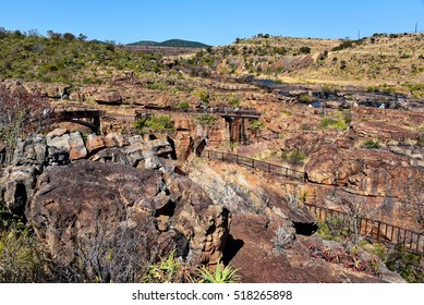 Bourkes Luck Potholes, Panoramic Route, South Africa