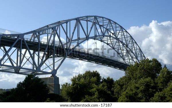 Bourne Bridge in Cape Cod