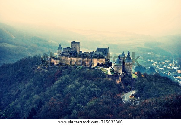 Bourscheid Castle, Luxembourg