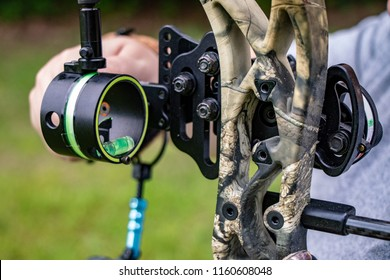 Bow Sight Adjustment