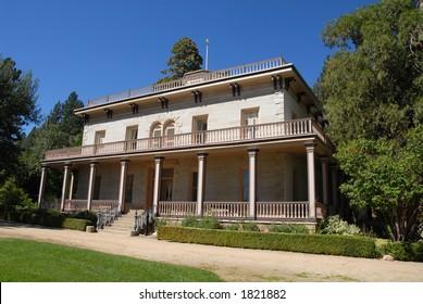 Bowers Mansion, Carson City, Nevada