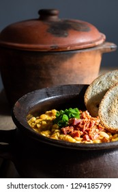 Bowl of argentinian Locro