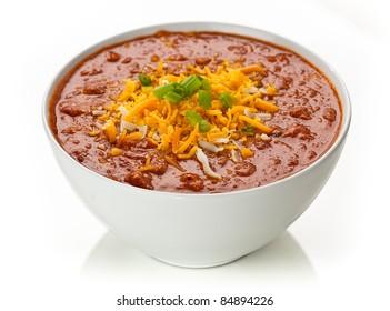 Bowl of Chili 12