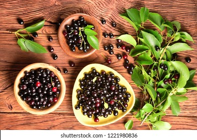 Bowl Fresh Superfood Maqui Berry On Stock Photo Edit Now 1221980836