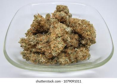 Bowl full of buds