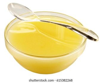 BOWL OF GOOSE FAT CUT OUT