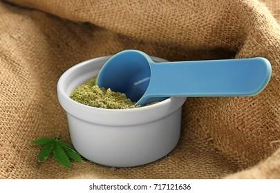 Hemp Protein Shake Images, Stock Photos & Vectors | Shutterstock