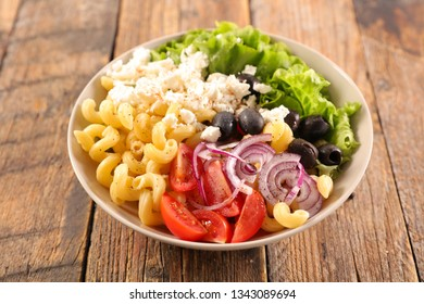 bowl of mixed vegetable salad