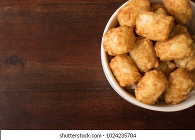 Bowl of Tater Tots