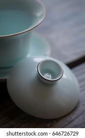 bowl tea
