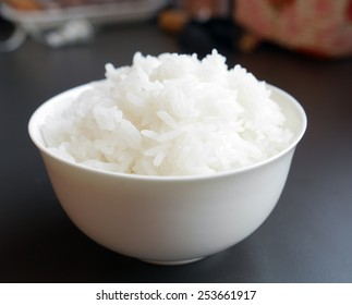 A Bowl of Thai Jasmine Rice