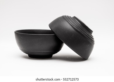 A bowl that it created in ceramic art