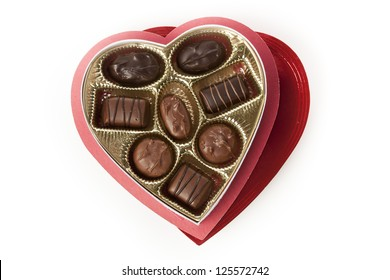 Box of Assorted Chocolates for Valentine's Day