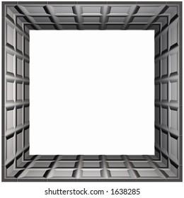 Box Frame Waffle