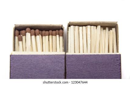 box of matches