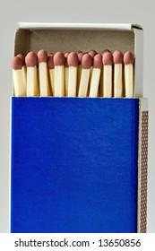 Box of matchsticks