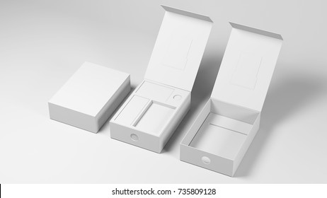 box mockup pack