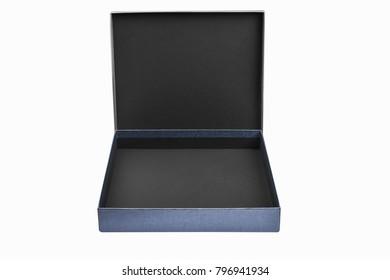 box on white background.