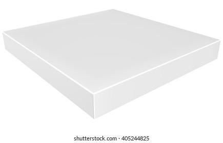 """box on white background """"3d illustration"""" """"3d rendering"""""""