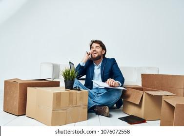 Boxes, premises, business