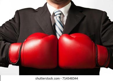 Boxing glove.
