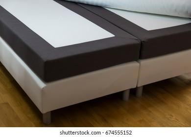 Kastenfeder-Bed