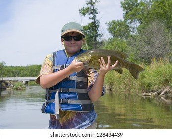 Boy with a Bass