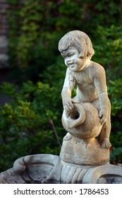 Boy Fountain