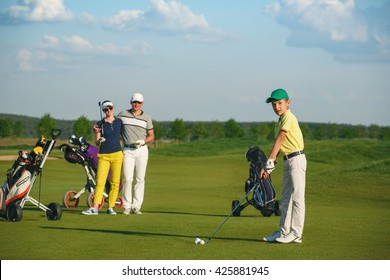 Parent Child Golf High Res Stock Images | Shutterstock