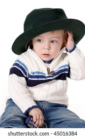 Boy in the hat