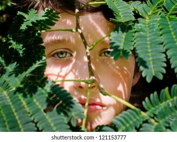 Boy In Hiding