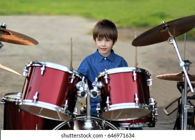Learning Drums Stock Photos, Images & Photography   Shutterstock