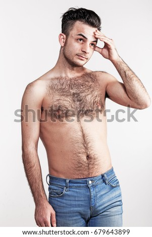 Assured, what Hair hairy chest