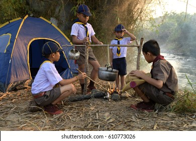 Boy Scouting activities