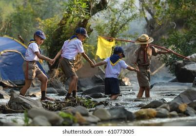 Boy Scouts ameria.