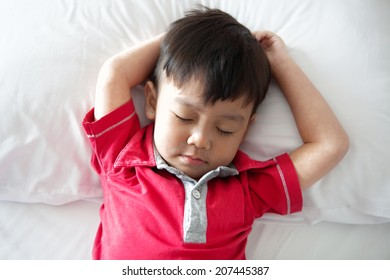 Boy, Sleeping