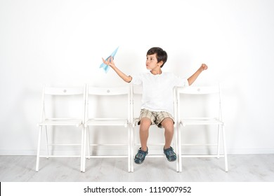 Terrific Boy Sitting On Chair Images Stock Photos Vectors Caraccident5 Cool Chair Designs And Ideas Caraccident5Info