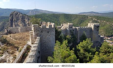Boyabat Castle (Boyabat Kalesi), Boyabat, Sinop, Turkey