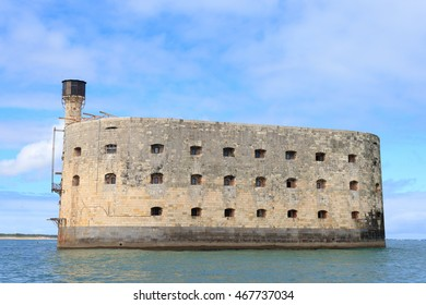Boyard is a fort of the French coast