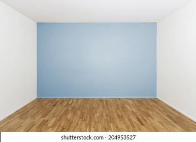 Chambre pour garçons sans mobilier