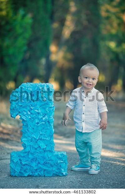 boy's first birthday