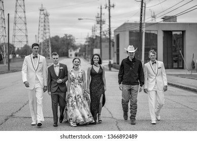 Boys & Girls Prom Photo