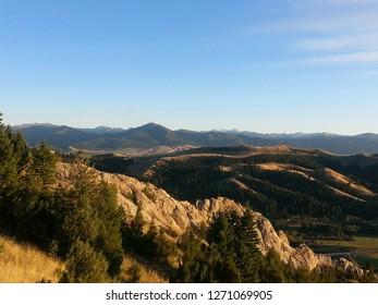 Bozeman M Trail