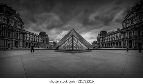 Brace the storm, Musee Du Lourve , paris France photo taken back in 2015 in Paris, France