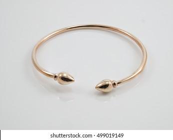 bracelet pink gold