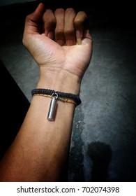 Bracelet talisman