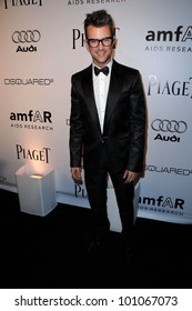 Brad Goreski at amfAR Inspiration Gala Celebrating Men's Style with Piaget and DSquared 2, Chateau Marmont, Los Angeles, CA. 10-27-10
