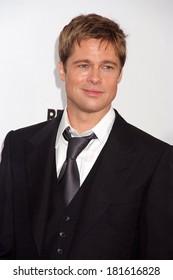 Brad Pitt at New York Premiere of A MIGHTY HEART, Ziegfeld Theatre, New York, NY, June 13, 2007