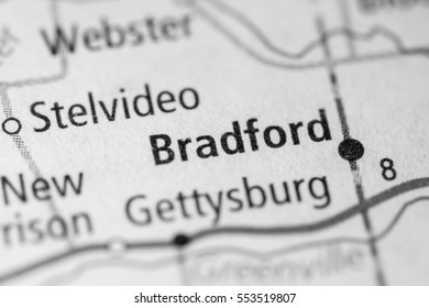 Bradford. Ohio. USA